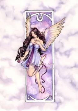 ungu, lilac Skies