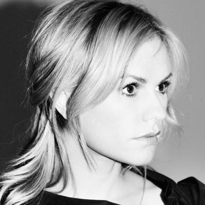 Anna in Nylon magazine