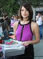 Ashley @ 102.7 KIIS-FM gifting lounge for the Teen Choice Awards - twilight-series photo