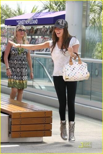 Ashley in West Hollywood