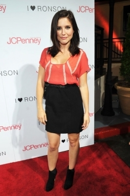 """August 20th: charlotte Ronson and JCPenney Celebrate """"I coração Ronson"""" Line"""