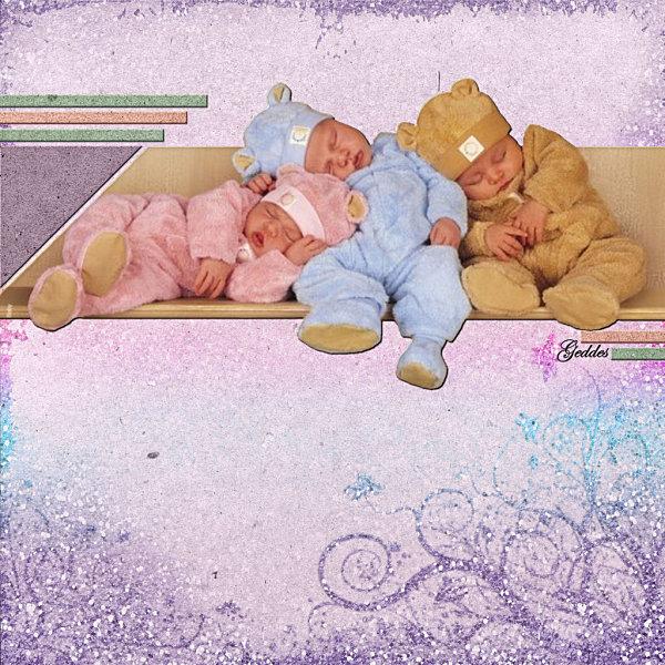 Babies door Anne Geddes
