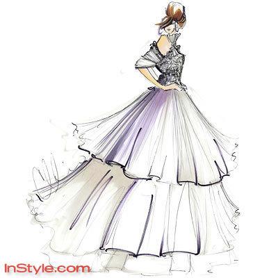 Bella's Wedding Dress... possibles...