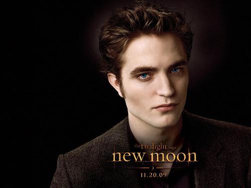 Blue Eyed Edward Cullen!