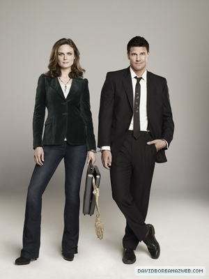 Bones- Season 5 Promotional Shoot