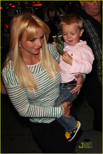 Britney in New York