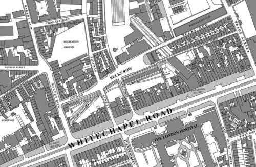 Bucks Row 1888