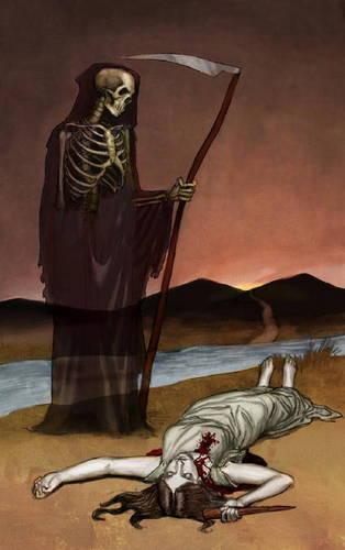 Buffy Tarot Cards 1of 4