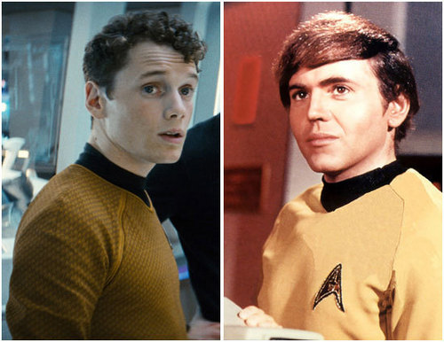 Chekov - Now and Then