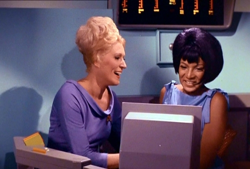Christine Chapel-Uhura