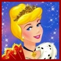 مكتبة ضخمة من صور ورمزيات اميرات ديزني Cinderella-Icon-cinderella-7858769-200-200