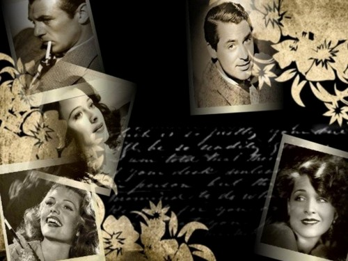 Classic Movies wallpaper entitled Classic Hollywood