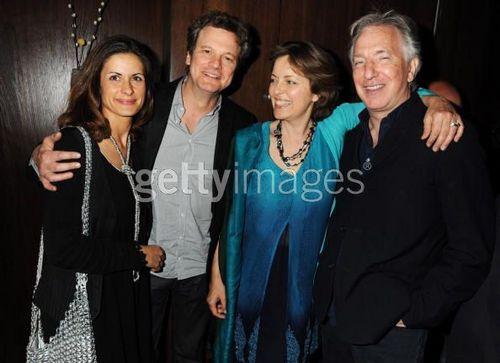 Colin Firth at Greta Scaachi's Fishing Campaign