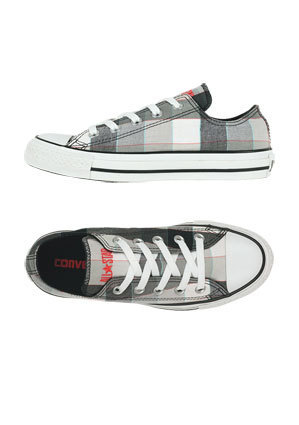 Converse Buffalo Plaid Sneaker