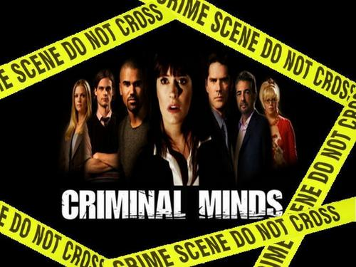 Criminal Minds wallpaper with anime and a newspaper titled Criminal Minds Wallpaper