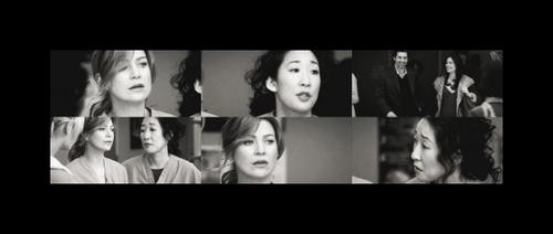 Cristina & Meredith S4