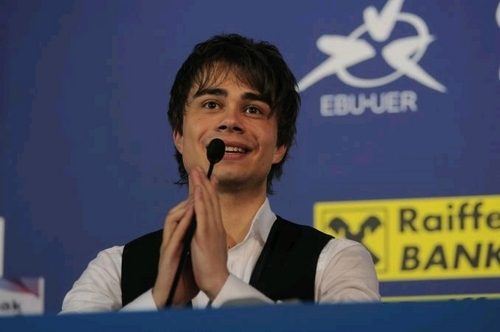 Alexander Rybak fond d'écran probably containing a concert titled Cute pic