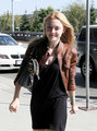 Dakota Fanning Finishes 'Eclipse' - twilight-series photo