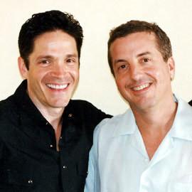 Dave and Jeff Koz