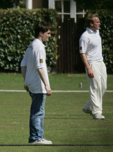 David Holmes Cricket Match (08.09) (HQ)