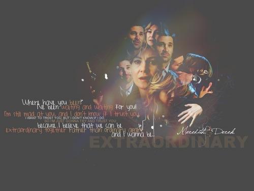 Derek and Meredith (Grey's Anatomy)
