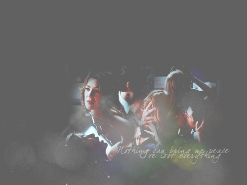 Grey's Anatomy wallpaper called Derek and Meredith