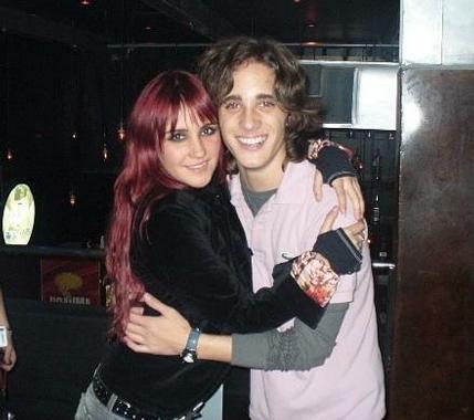 Dulce Maria & Diego Gonzalez