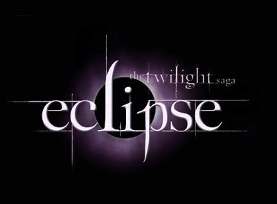 Twilight Series wallpaper entitled Eclipse logo