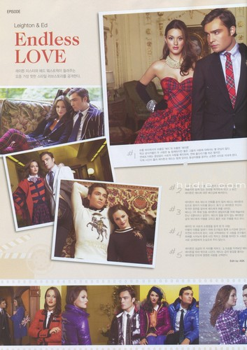 Ed and Leighton in Ask Enquired (Aug 2009)