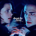 Edward & Bella - robert-pattinson fan art