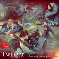 Edward&Bella - robert-pattinson fan art