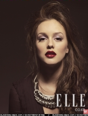 Elle Photoshoot - gossip-girl Photo