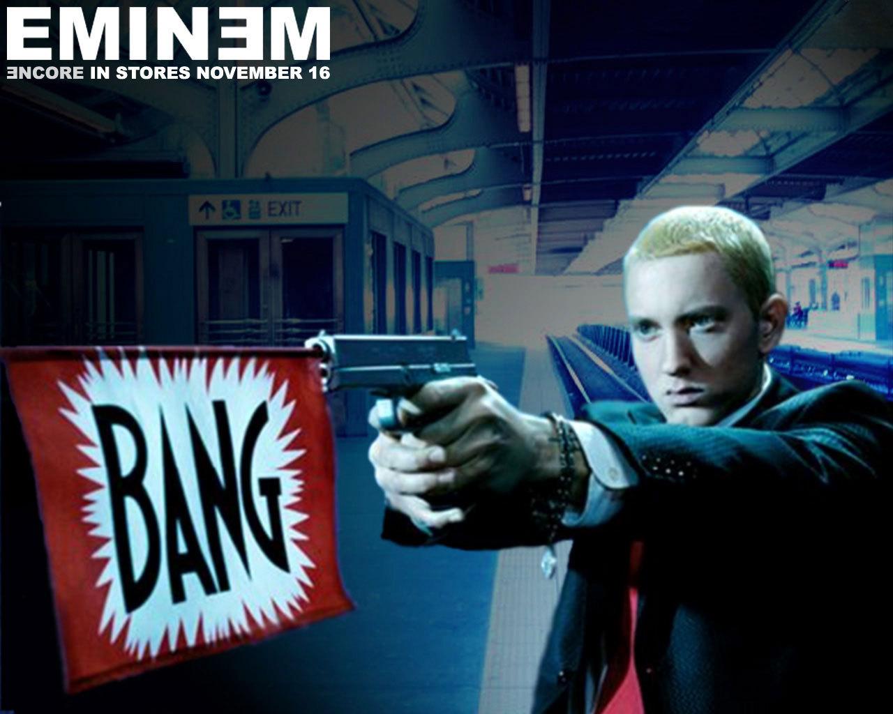 Eminem پیپر وال