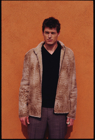 Eric Dane wallpaper with a fur coat called Eric Dane ..