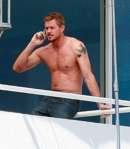 Eric Dane Wallpaper Possibly Containing A Hunk Called Eric   Valentineu0027s  Day Set