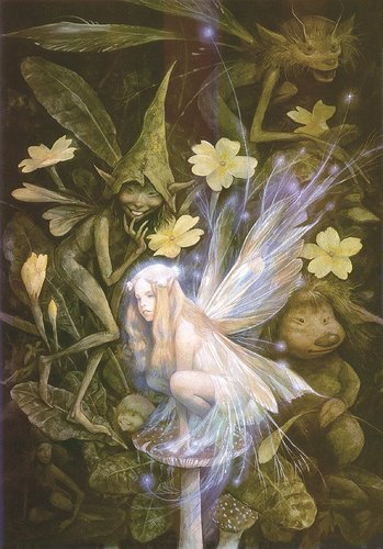 Faerielands - Brian Froud