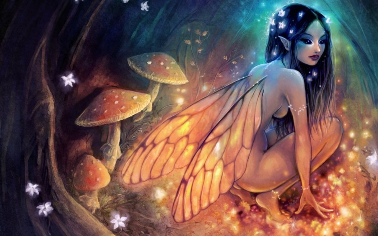 Magical creatures fairies