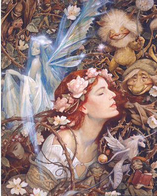 Fairy - Brian Froud