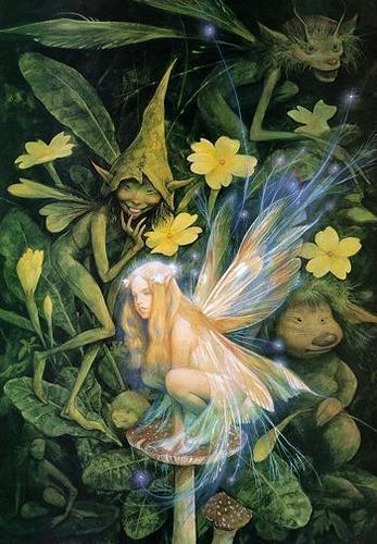 Fairy - Brian Froud