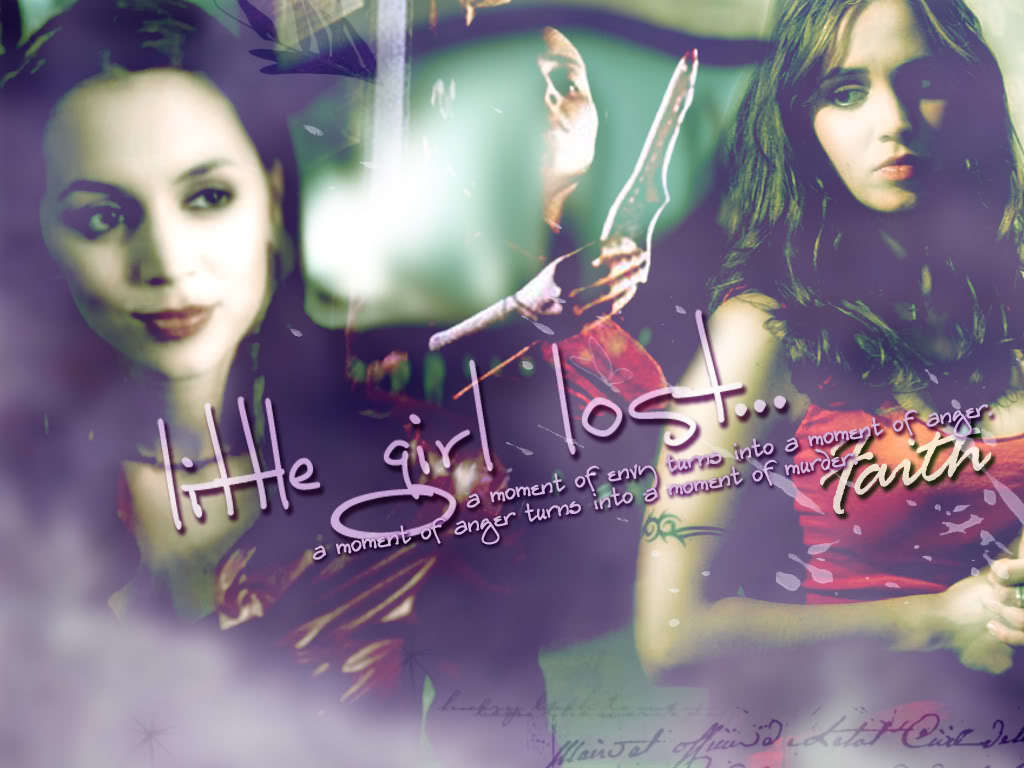 Buffy the Vampire Slayer images Faith LITTLE GIRL LOST HD ...