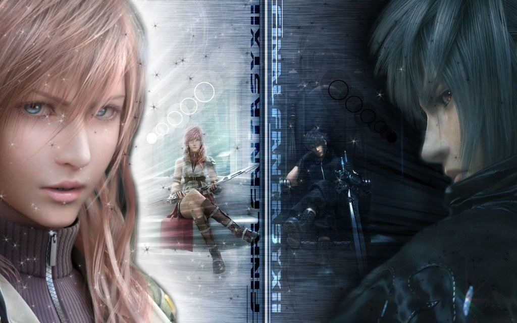 final fantasy 13 wallpaper. Final Fantasy XIII