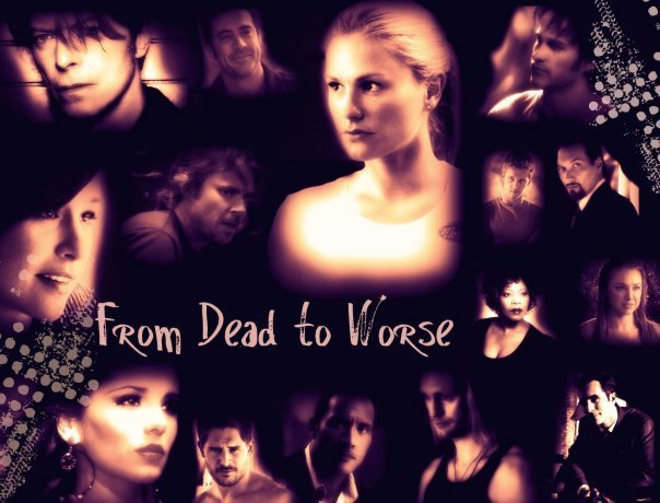 Sookie Stackhouse Series From Dead To WorseFrom Dead To Worse