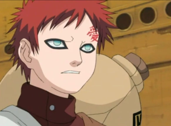 gaara naruto - photo #17
