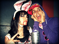 Gabe & Vicky - cobra-starship photo