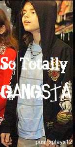 Gangsta Prince :p <3