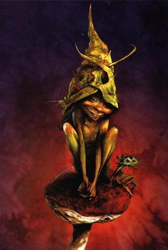 Goblin - Brian Froud