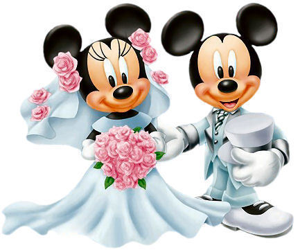 Disney fond d'écran containing a bouquet entitled Great Wedding !
