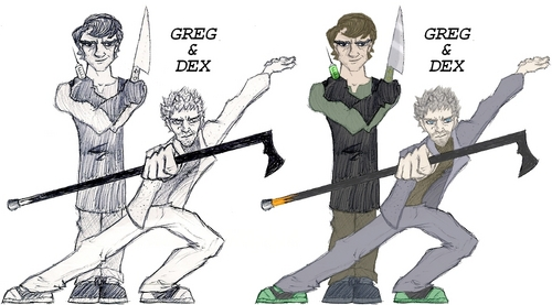 Greg & Dex