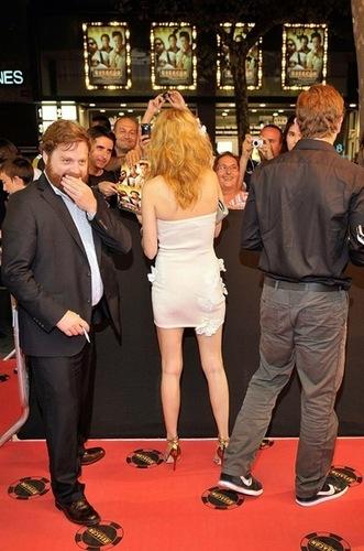 Hangover Spain Premiere