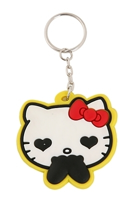 Hello Kitty Oops Keychain